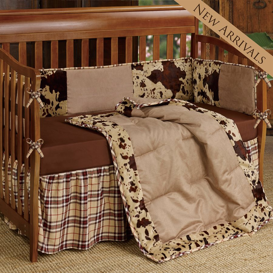 Baby Boy Crib Set